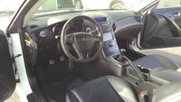 Picture of 2012 Hyundai Genesis Coupe 3.8 Track, interior