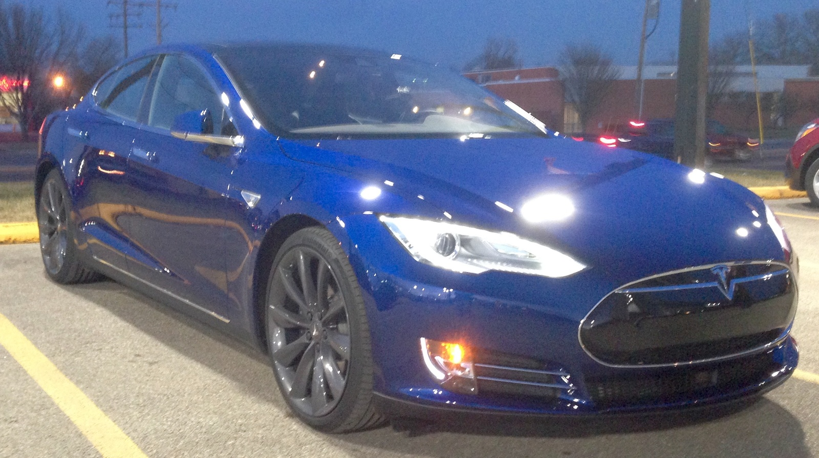 2016 Tesla Model S Overview Cargurus