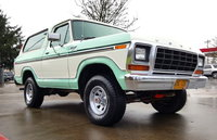 1978 Ford Bronco Picture Gallery