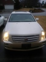 Picture of 2005 Cadillac STS 4.6, exterior