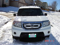 Picture of 2010 Honda Pilot LX 4WD, exterior, gallery_worthy