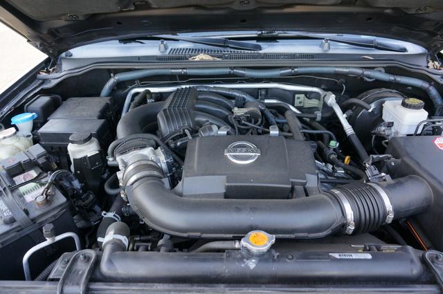 2010 Nissan Xterra