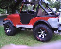 1979 Jeep CJ-5 Picture Gallery