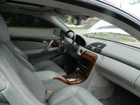Picture of 2003 Mercedes-Benz CL-Class 2 Dr CL600 Turbo Coupe, interior