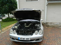 Picture of 2003 Mercedes-Benz CL-Class 2 Dr CL600 Turbo Coupe, engine