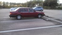 Picture of 1995 Volvo 940 Sedan, exterior