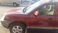Picture of 2004 Hyundai Santa Fe LX AWD, exterior