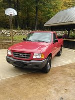 Picture of 2003 Ford Ranger 2 Dr XL Standard Cab SB, exterior