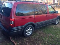 Picture of 2001 Pontiac Montana Base Extended, exterior