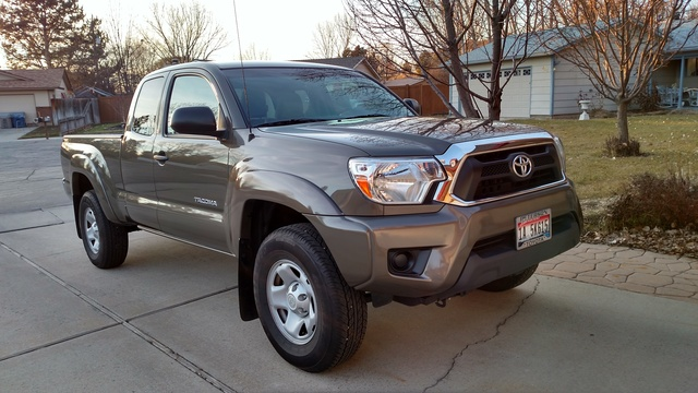 2014 toyota tacoma overview cargurus. Black Bedroom Furniture Sets. Home Design Ideas