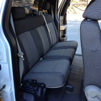 Picture of 2009 Ford F-150 XL SuperCab 4WD, interior
