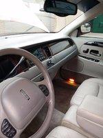 Picture of 2001 Lincoln Continental 4 Dr STD Sedan, interior
