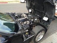 Picture of 1992 Chevrolet Corvette Coupe, engine
