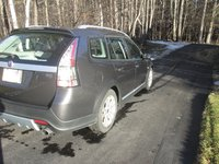 Picture of 2010 Saab 9-3 SportCombi X AWD, exterior, gallery_worthy