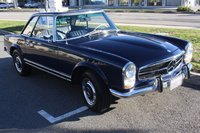 1967 Mercedes-Benz SL-Class Overview