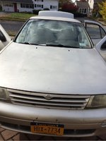 Picture of 1997 Nissan Altima GLE (1997.5), interior