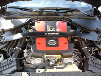 Picture of 2013 Nissan 370Z NISMO, engine