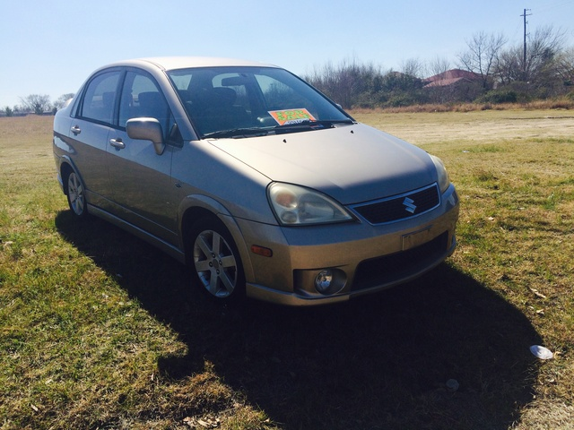Picture of 2005 Suzuki Aerio 4 Dr S Sedan