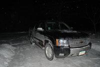 Picture of 2008 Chevrolet Suburban LTZ 1500 4WD, exterior