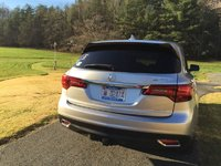 Picture of 2014 Acura MDX AWD Tech Pkg, exterior