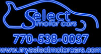 Select Motor Cars logo
