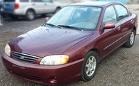 Picture of 2003 Kia Spectra GSX Hatchback, exterior