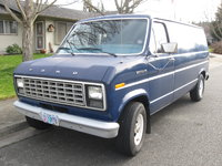 1982 Ford E-150 Overview