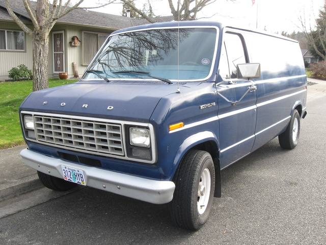 1985 Ford E 150 Specifications Cargurus Upcomingcarshq Com