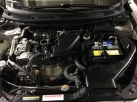 Picture of 2009 Nissan Rogue SL AWD, engine