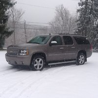 Picture of 2013 Chevrolet Suburban LTZ 1500 4WD, exterior, gallery_worthy