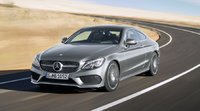 2017 Mercedes-Benz C-Class Overview