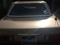 1985 Mercedes-Benz SL-Class Overview