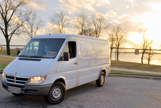 2005 Dodge Sprinter Passenger