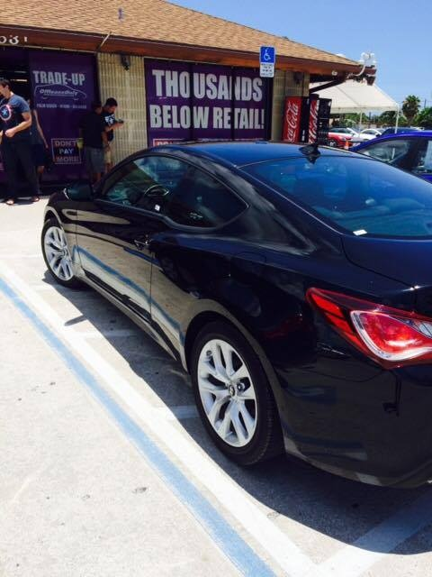 Picture of 2015 Hyundai Genesis Coupe 3.8 Base w/ Black Leather