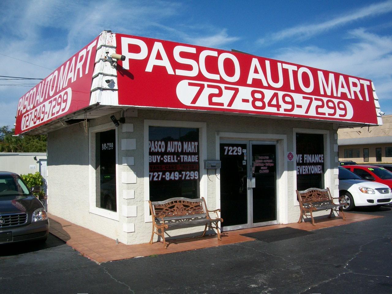 Pasco Auto Mart - New Port Richey, FL: Read Consumer ...