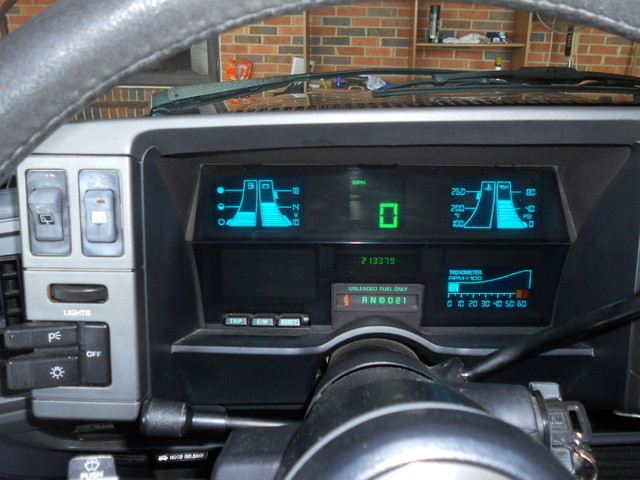 Picture of 1989 Chevrolet S-10 Blazer Tahoe 4WD, interior, gallery_worthy