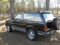 Picture of 1989 Chevrolet S-10 Blazer Tahoe 4WD, exterior