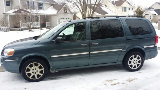 Picture of 2005 Buick Terraza CX