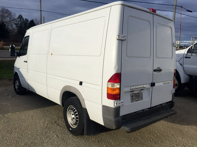 Picture of 2006 Dodge Sprinter Cargo 2500 118 WB 3dr Ext Van
