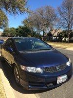 Picture of 2012 Honda Civic Coupe EX, exterior