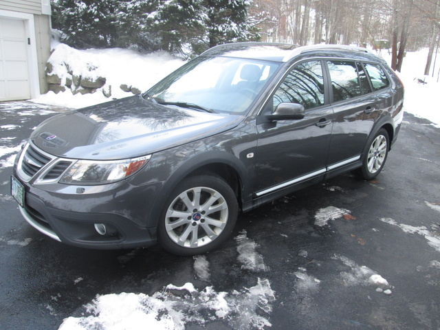 Picture of 2010 Saab 9-3 SportCombi X AWD
