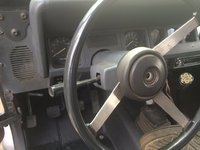 Picture of 1991 Jeep Wrangler S, interior