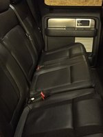 Picture of 2012 Ford F-150 SVT Raptor SuperCrew 4WD, interior