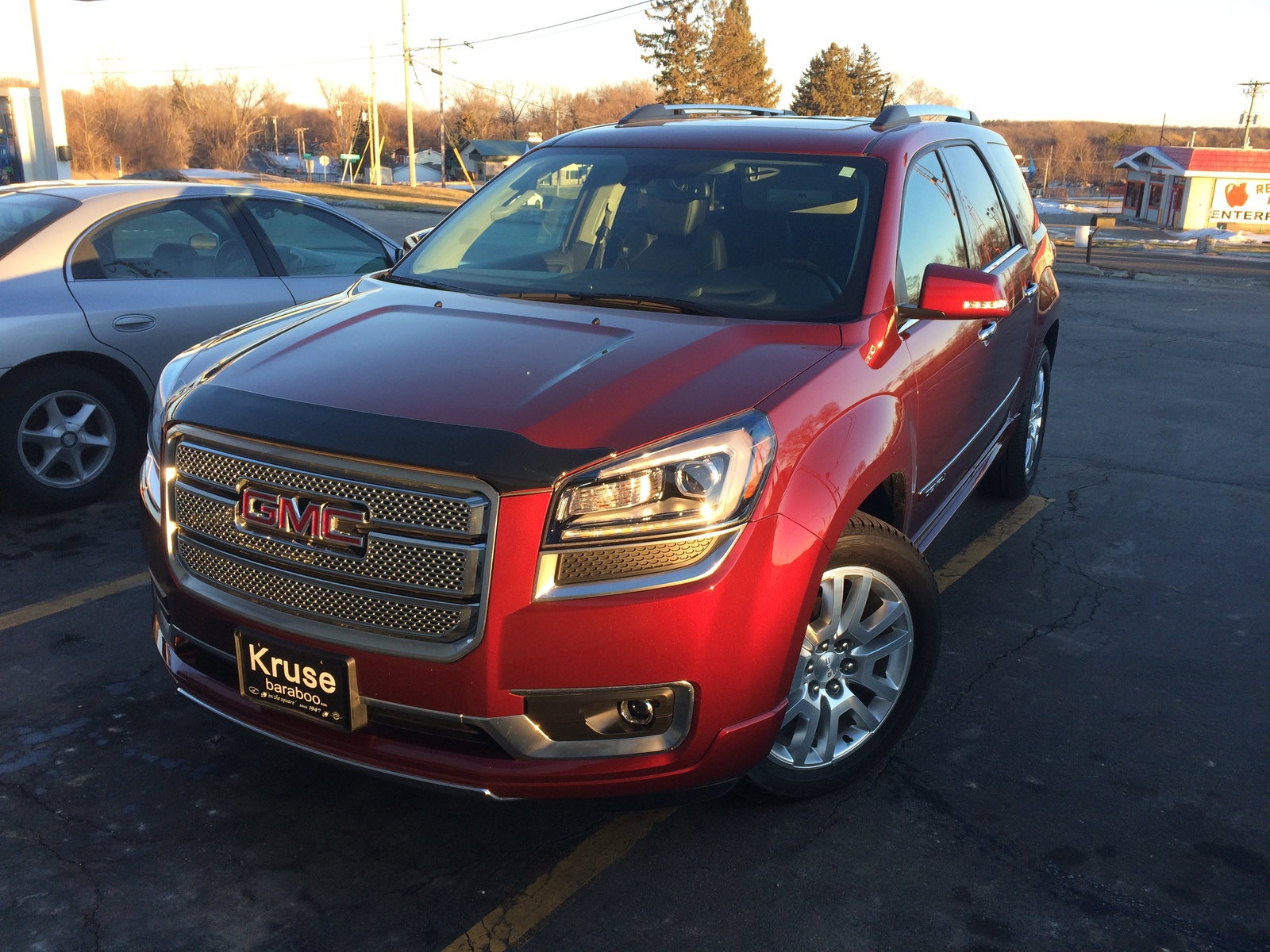 new 2015 2016 gmc acadia for sale cargurus canada. Black Bedroom Furniture Sets. Home Design Ideas
