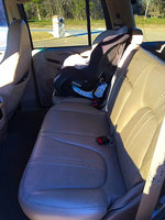 Picture of 2001 Ford Expedition Eddie Bauer, interior