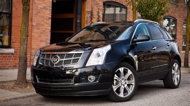 2015 cadillac srx overview cargurus. Black Bedroom Furniture Sets. Home Design Ideas