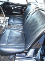 Picture of 1962 Chevrolet Corvette 2 Dr STD Coupe, interior