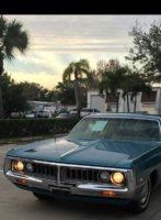 Picture of 1972 Chrysler Newport, exterior