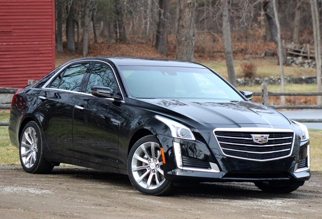 2016 Cadillac CTS - Test Drive Review - CarGurus