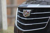 2016 Cadillac CTS exterior, exterior